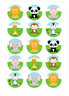Ver producto: Safari Theme Birthday, Safari Party, Animal Birthday, Safari Baby Shower Cake, Minnie Mouse Birthday Decorations, Classroom Birthday, Baby Boy 1st Birthday Party, Baby Girl Quilts, Animal Party