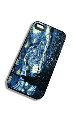 Starry Starry Night iPhone case