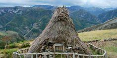 Parque Natural reserva de la Biosfera La Mesa (Asturias)