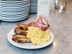 Steamed Eggs at Buvette #breakfast #westvillage