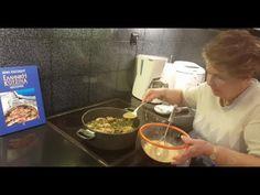 ΒΕΦΑ ΑΛΕΞΙΑΔΟΥ ΑΡΝΑΚΙ ΦΡΙΚΑΣΕ - YouTube Chocolate Fondue, Recipies, Meals, Youtube, Desserts, Food, Recipes, Tailgate Desserts, Meal