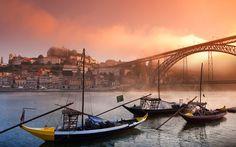 O Porto and the river Douro