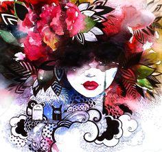 Lesya Nedzelskaya Illustrations