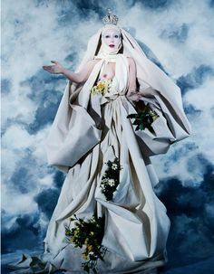 Une oeuvre d'Orlan, la grande artiste plasticienne MUSE