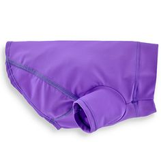 Dewberry Purple Sun Protective Dog Shirts - Free Shipping! Big Dog Sizes Too!  Neiman Barkus Couture