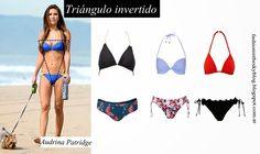 ropa para cuerpo triangulo invertido en pinterest - Buscar con Google