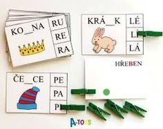 Výsledek obrázku pro kartičky matematika First Grade, Animals And Pets, Montessori, Literacy, Alphabet, Preschool, Teacher, Learning, Games