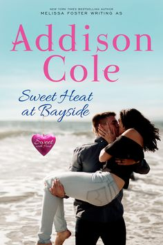 Sweet Heat at Bayside (Sweet with Heat: Bayside Summers) by Addison Cole https://beckvalleybooks.blogspot.com/2018/07/sweet-heat-at-bayside-sweet-with-heat.html