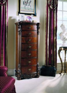 Pulaski Furniture Edwardian Bedroom Furniture - semanaire - lingerie chest