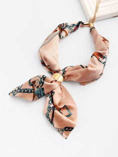 Shop Chain Linked Satin Neckerchief online. SheIn offers Chain Linked Satin Neckerchief & more to fit your fashionable needs.