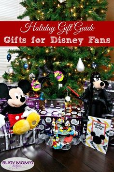 Holiday Gift Guide: Gifts for Disney Fans - Busy Moms Helper Disney Themed Food, Disney World Theme Parks, Holiday Gift Guide, Holiday Gifts, Disney Christmas, Christmas Crafts, Types Of Craft, Disney Tips, Food Themes