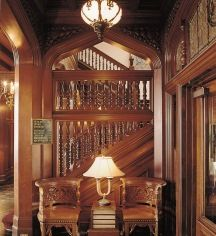 Cranwell, historic Gilded-age mansion,