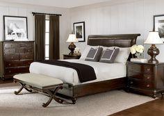 Bernhardt Somerset Bed #bedroom