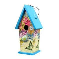 Bird House Kits Make Great Bird Houses Outdoor Christmas Decorations, Light Decorations, Outdoor Decor, Fireplace Decorations, Outdoor Living, Bird House Kits, Wildlife Decor, Bird Houses Painted, Diy Bird Feeder
