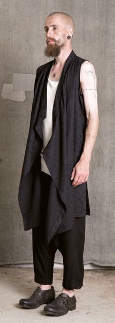 Aleksandr Manamis SS15 Menswear