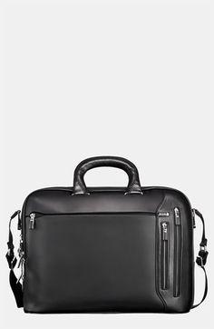 Tumi 'Arrive Narita' Slim Leather Briefcase | Nordstrom