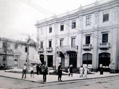 Plazuela de San Agustin, 1924