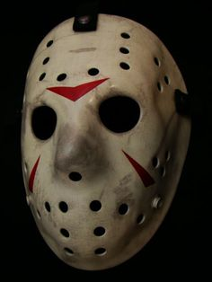 Free Friday the 13th Jason Vorhees Hockey Mask Printable ...