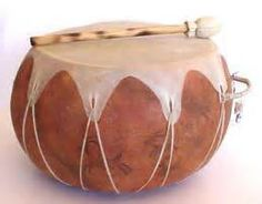 Making Gourd Drums - Bing Images