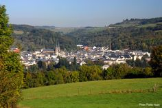 Diekirch, a little city in the north of Luxembourg