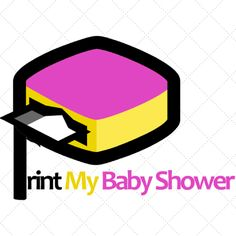 Get printable baby shower games, themes, invitations and decorations at printmybabyshower.com.