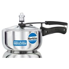 Buy Pressure Cooker Stainless Steel 2 Ltr Online in Kerala, Kochi, India.