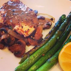 Twins + One, How Mama Got Her Groove Back: Mustard Chicken & Asparagus clean eating Advocare 24 day challenge