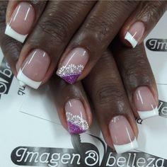 French Nails, Nails Design, Slay, Nailart, Manicure, Nail Stickers, Nail Art, Fairy, Make Up