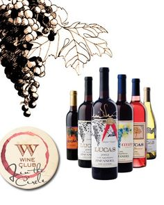 The Lucas Winery Hello Wine, Wine Poster, Different Wines, Wine Gift Baskets, California Wine, Auction Items, Wine Drinks, How To Raise Money, Wine Rack