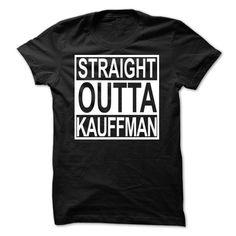 Straight Outta Kauffman TShirt