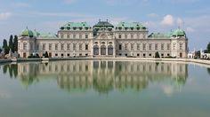 Vienna, Palace, Belvedere