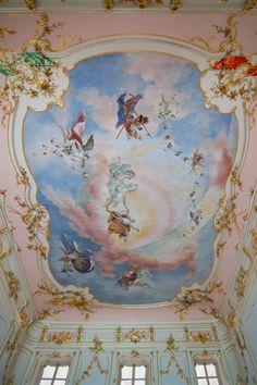 Esterhazy palacein Hungria