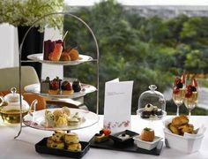 The Hit List -- Best High Tea Locations in Singapore