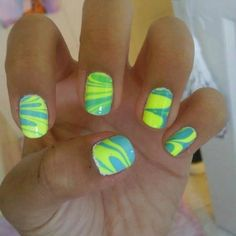 Cute nails, love them!!