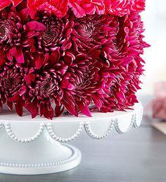 Birthday Wishes Flower CakeTM Purple FlowersBirthday DeliveryGifts DeliveredBirthday Gifts For