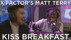 Matt Terry talks Ed Sheeran, Nicole Scherzinger & plays 'What U Singing?'