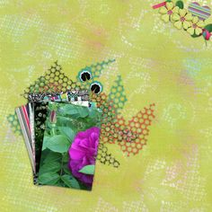 Created with Spunky Attitude mini kit by Marie H Designs