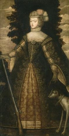 Empress Isabel de Portugal