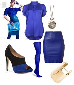 """""""love for blue"""" by char2709 on Polyvore"""