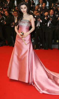 Fan Bingbing Wears Louis Vuitton At The Cannes Film Festival 2013