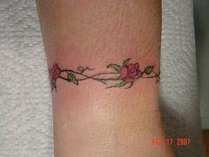 wrist rose tattoos girls wrist tattoos with rose tattoos designs