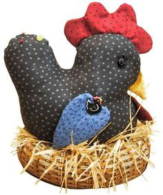 wool chicken  pincushion patterns free   CHICKEN PINCUSHION PATTERN - FREE PATTERNS