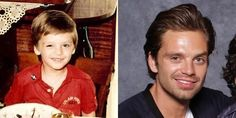 All these years later and he still has the same adorable smile
