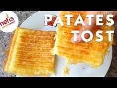 Patates Tost Nasıl Yapılır? - Nefis Yemek Tarifleri