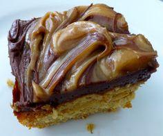 Monster Mama: PB Banana Snack Cake