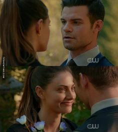 "#TheOriginals 4x05 ""I Hear You Knocking"" - Elijah and Hayley"