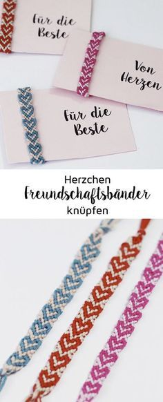 Making Friendship Bracelets with Hearts – Simple DIY Guide - Jewelry Diy and Making Diy Jewelry Rings, Diy Jewelry Unique, Diy Jewelry To Sell, Diy Jewelry Holder, Diy Jewelry Making, Beaded Jewelry, Diy Guide, Diy Pinterest, Making Friendship Bracelets