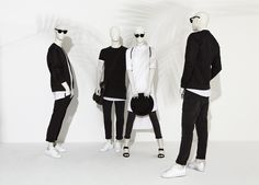 BLEND collection by Hans Boodt Mannequins