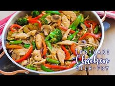 3 Simple Stir-Fry Recipes | WAAAAY Tastier Than Take-Out - YouTube