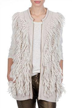 Country Road Longline Knit Vest-Like it but where would I wear it?!
